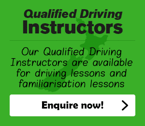 Qualified Driving Instructors Available