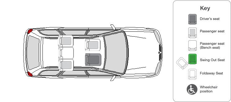 Vehicle Layout-AUK Subaru