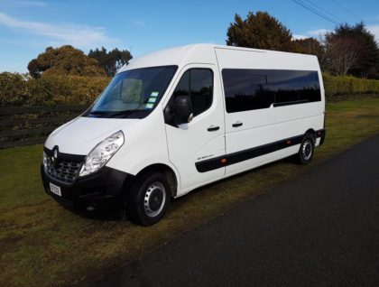external 1 420x318 - Renault Master Long Wheelbase - Wheel Chair Accessible