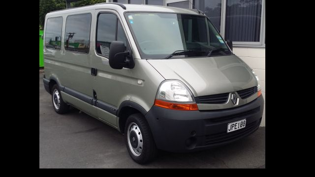 Renault Master main picture