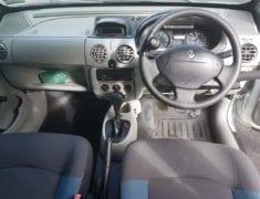 Dashboard of hand controlled Renault Kangoo