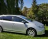 Toyota Prius Alpha Stationwagon with Push/Pull Hand Controls 5 seats