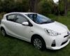 Toyota Aqua Hybrid Hatchback with Push/Pull Hand Controls