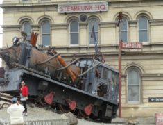 Steampunk Headquarter Oamaru