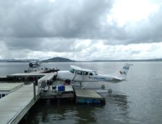 White Island / Mount Tarawera Floatplane Adventure