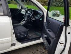 Toyota Klugar Hybrid 4WD with Hand Controls