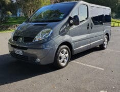 Renault Trafic Wheelchair Accessible