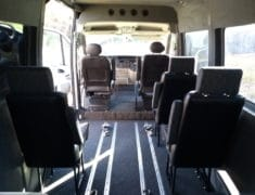 Renault Master LWB Wheelchair Accessible