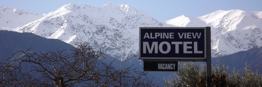 Alpine View Motel - Alpine View Motels