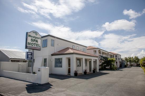 Westport Spa Motel - Westport Spa Motel
