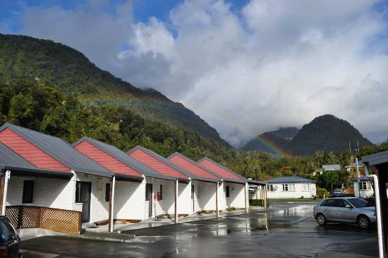 alpine glacier motor - Alpine Glacier Motel Franz Josef