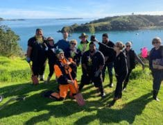 file4 1 235x180 - Tree Planting on Waiheke Island