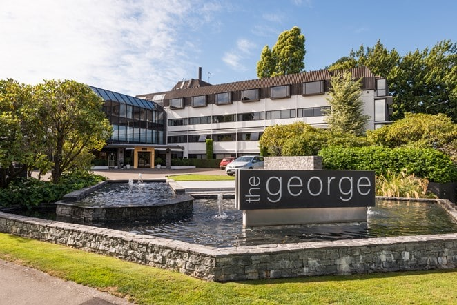 the george - The George