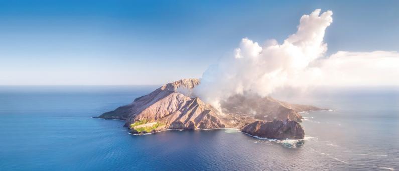 White Island - White Island Visit