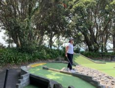 Mini Golf 235x180 - Staff Christmas Fun Day