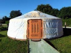Yurt 01 240x180 - Yurt Stay