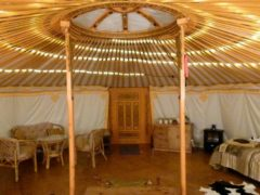 Yurt 03 240x180 - Yurt Stay