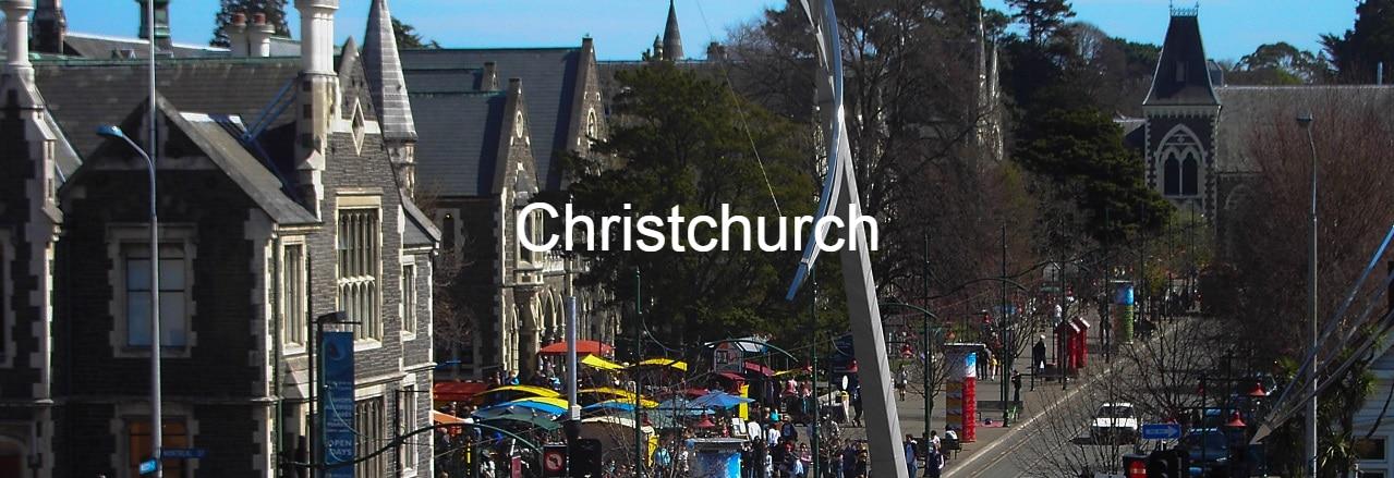 Christchurch edited 1 - Christchurch Must-Dos