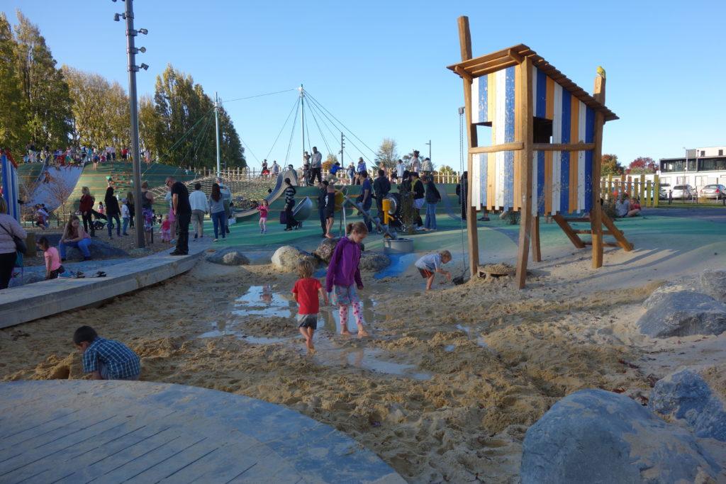 Margaret Mahy Playground Sandpit 1 1024x683 - Margaret Mahy Playground