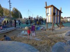 Margaret Mahy Playground Sandpit 1 240x180 - Margaret Mahy Playground