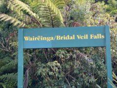 Bridal Veil Falls 01 240x180 - Bridal Veil Falls (Wairēinga Falls)