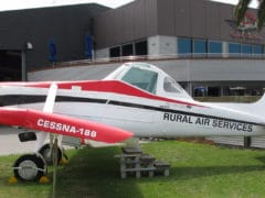 Cessna 188 Agwagon 23 240x180 - Classic Flyers Aviation Museum