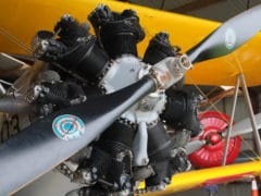 Exposed Engine 1 240x180 - Classic Flyers Aviation Museum