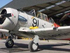 Harvard 2 322 240x180 - Classic Flyers Aviation Museum