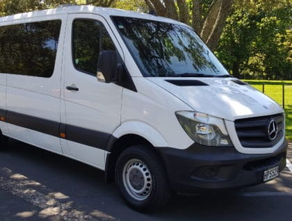 Mercedes Sprinter Wheelchair Accessible Van