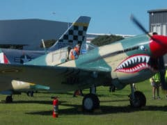 P40 Kittyhawk web 577 240x180 - Classic Flyers Aviation Museum