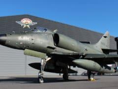 Skyhawk 42 240x180 - Classic Flyers Aviation Museum
