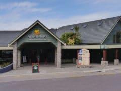 Wai O Tapu Termal Wonderland Visitor Centre 240x180 - Wai O Tapu Thermal Wonderland