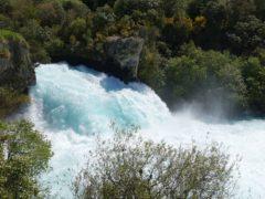 new zealand taupo huka falls waikato river 240x180 - Huka Falls