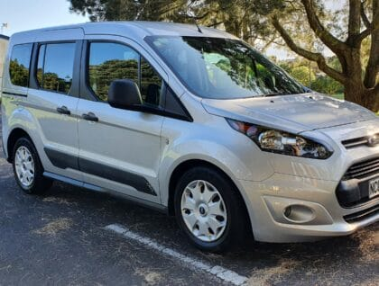 Tourneo 01 420x318 - Ford Tourneo Wheelchair Accessible Vehicle with Ramp